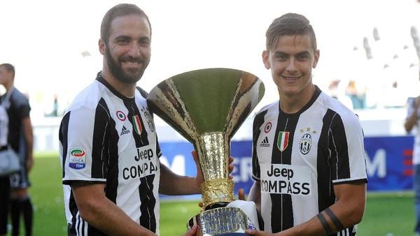 Juventus Selangkah Lebih Dekat Menuju <i>Treble</i>
