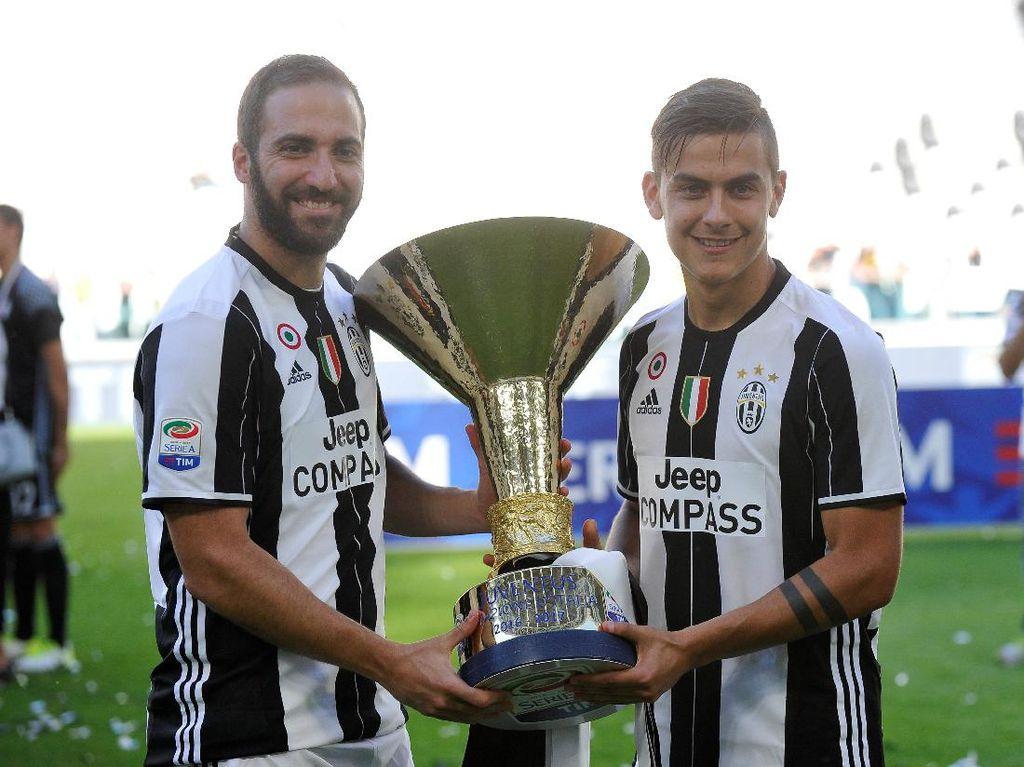 Juventus Selangkah Lebih Dekat Menuju Treble
