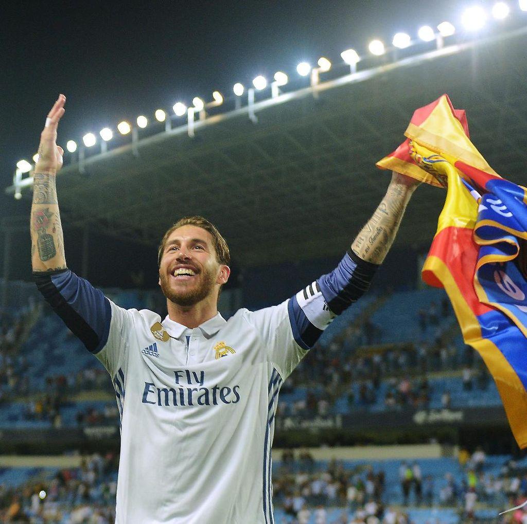 Gelar Juara Buah Konsistensi El Real