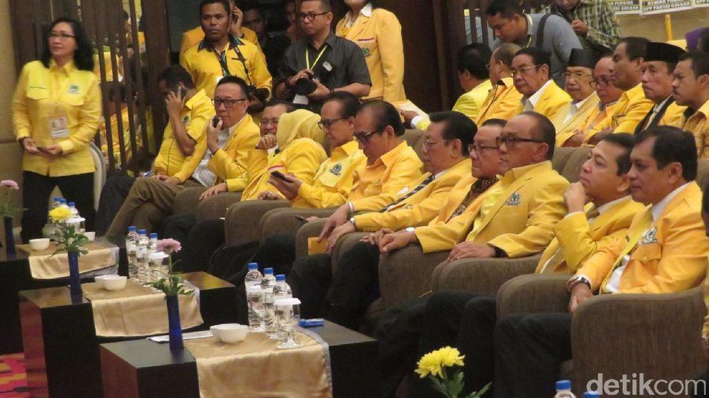 Lusa, Fraksi Golkar Serahkan 5 Nama Anggota Pansus Angket KPK