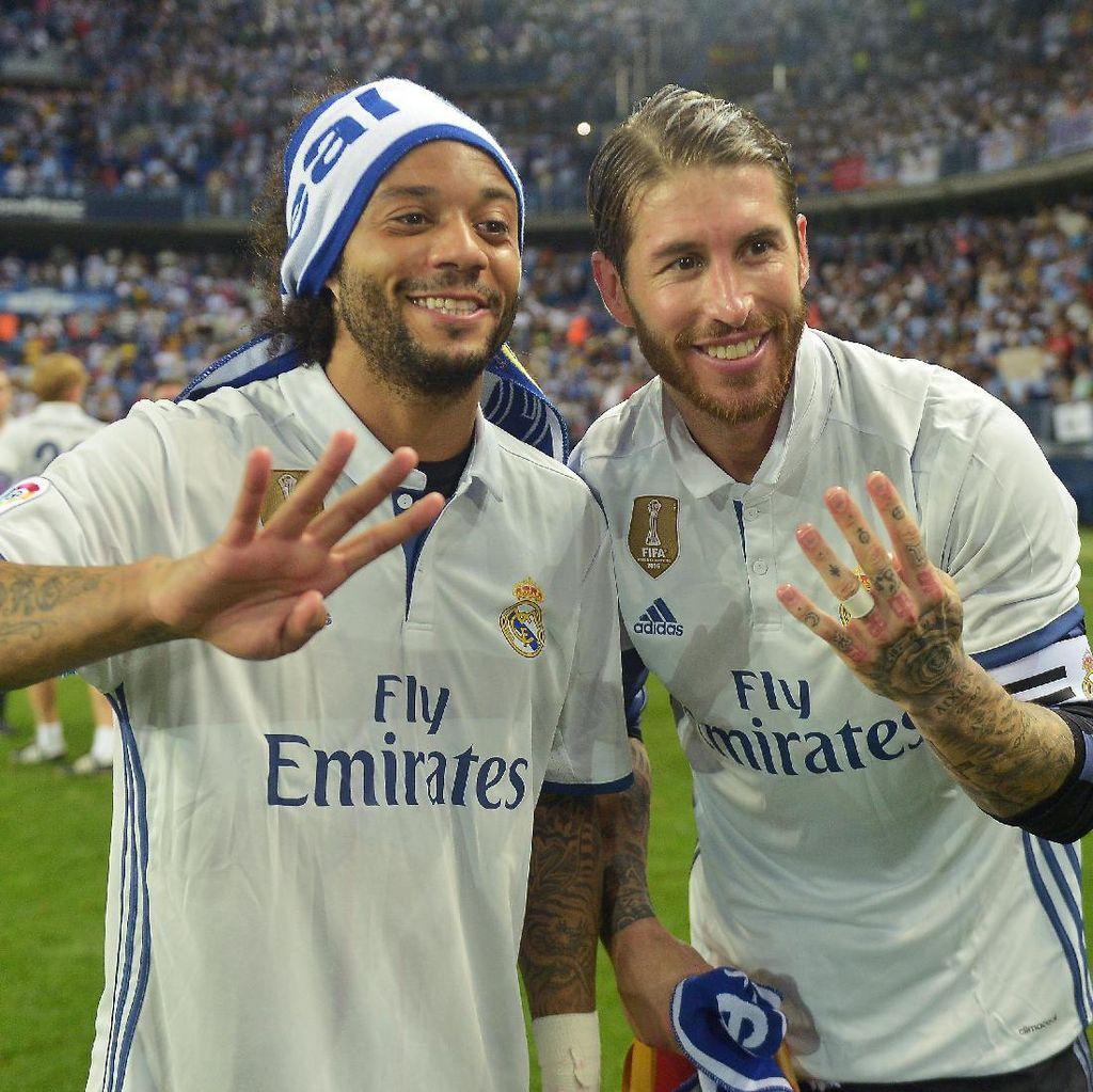 Juara La Liga, Jawaban Madrid untuk Haters