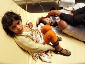 Ratusan Orang Tewas, Lembaga Amal Khawatirkan Wabah Kolera Yaman