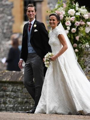 7 Fakta Pernikahan Pippa Middleton Vs Kate Middleton dalam Angka