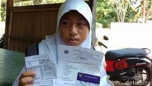 Kisah Nur Abadiah Bisa Ujian, Setelah Tunggakan SPP Dibayari Seseorang