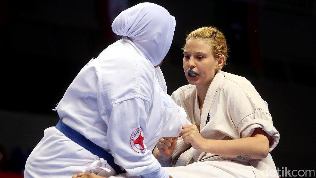 16 Negara Ramaikan Kejuaraan Karate di Jakarta