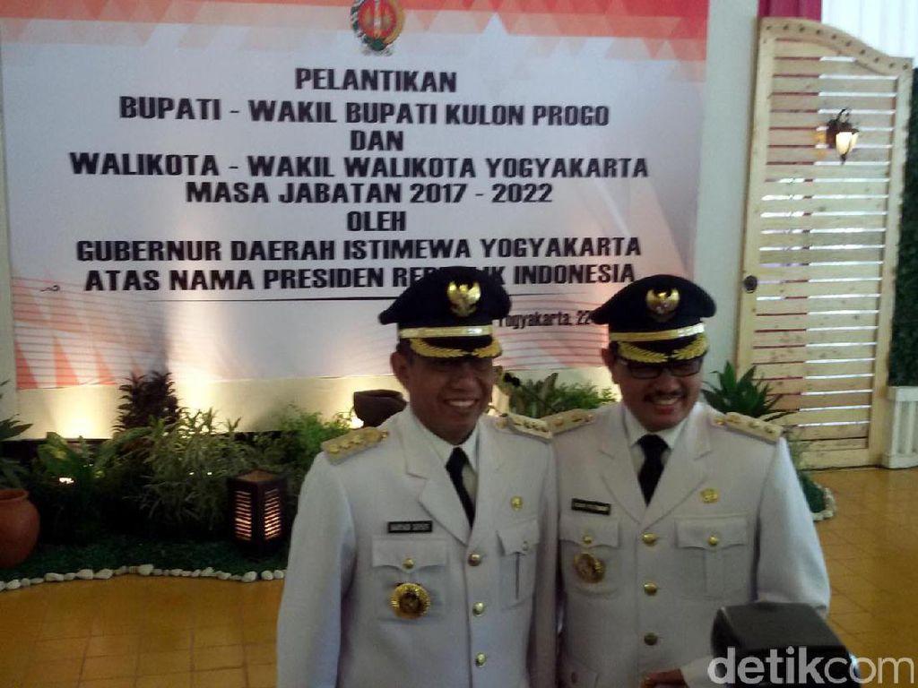 Walikota-Wakil Walikota Yogyakarta Dituntut Selesaikan Tata Ruang yang Semrawut