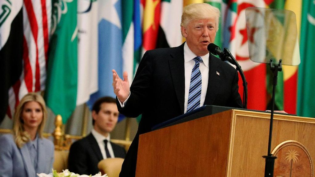 Trump: Semangat Ramadan Perkuat Kesadaran Kita Tolak Kekerasan