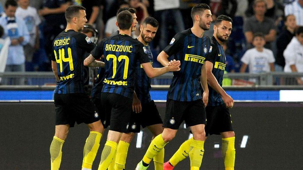 Akhirnya Menang, Inter Terhindar dari Rekor Buruk