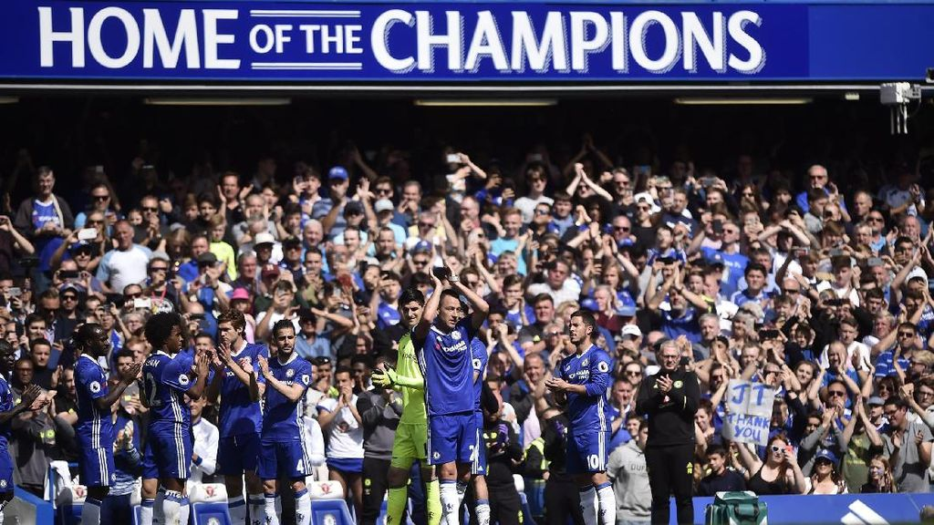 Nyatakan Simpati, Cahill Dukung Pembatalan Parade Juara Chelsea