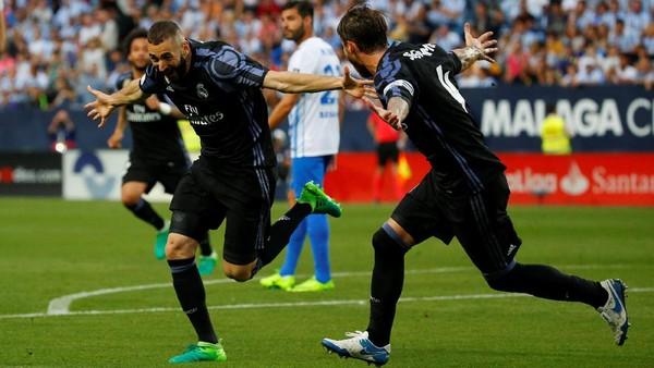 Real Madrid Juara Liga Spanyol 2016/2017!