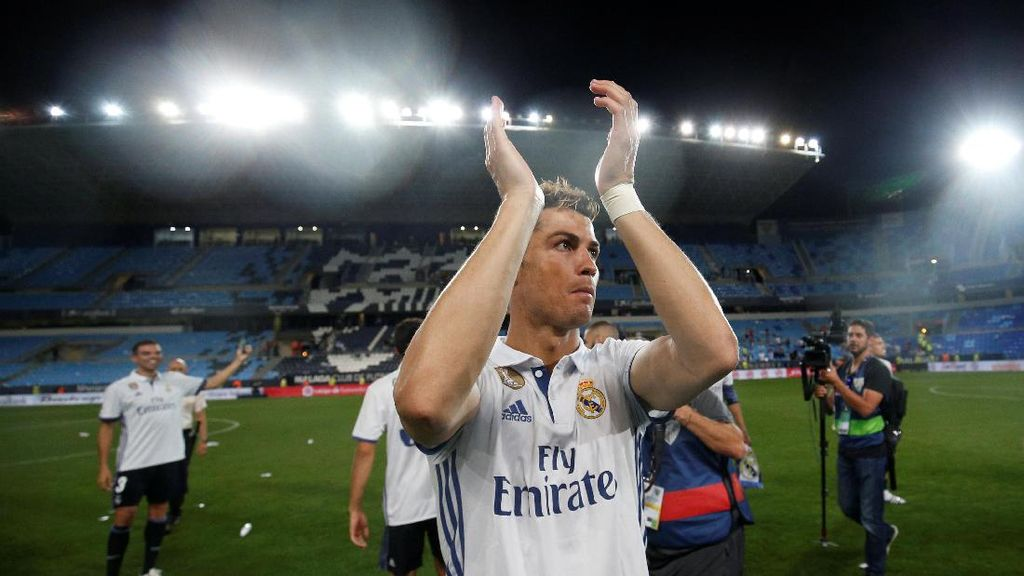 Ronaldo: Juara di Laga Terakhir Terasa Lebih Nikmat