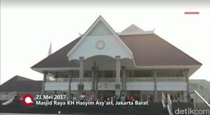 Perdana Layani Ramadan, Masjid Raya Jakarta Gelar Aneka Kegiatan