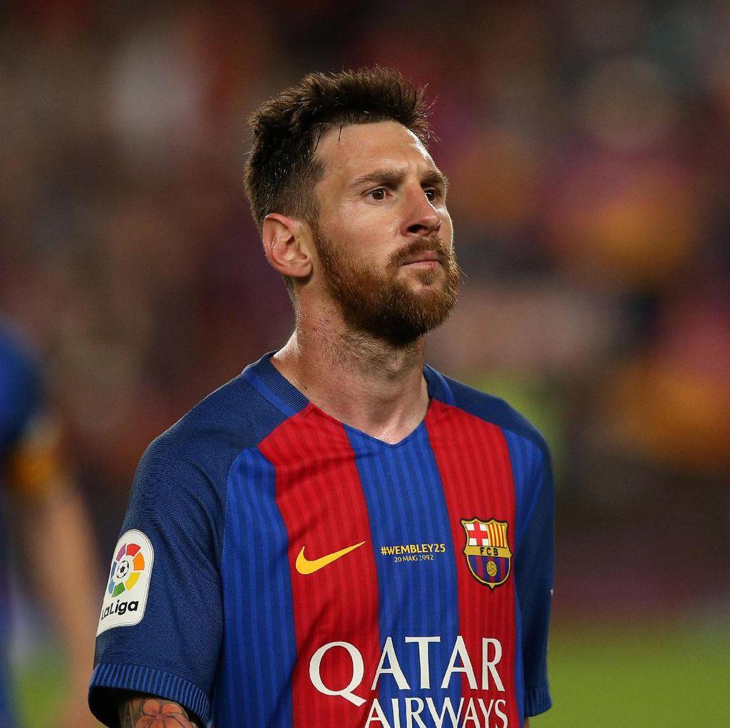 Bikin 37 Gol, Messi Rebut Pichichi La Liga