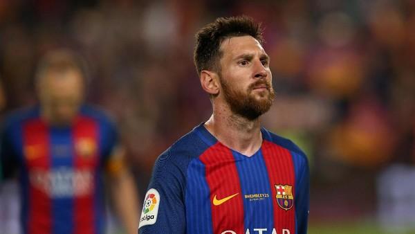 Bikin 37 Gol, Messi Rebut <i>Pichichi</i> La Liga