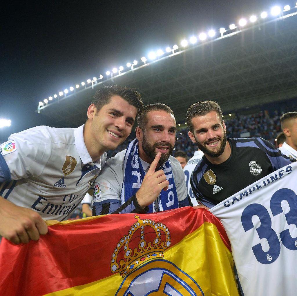 Morata: Pulang ke Madrid untuk Rasakan Sukses Ini