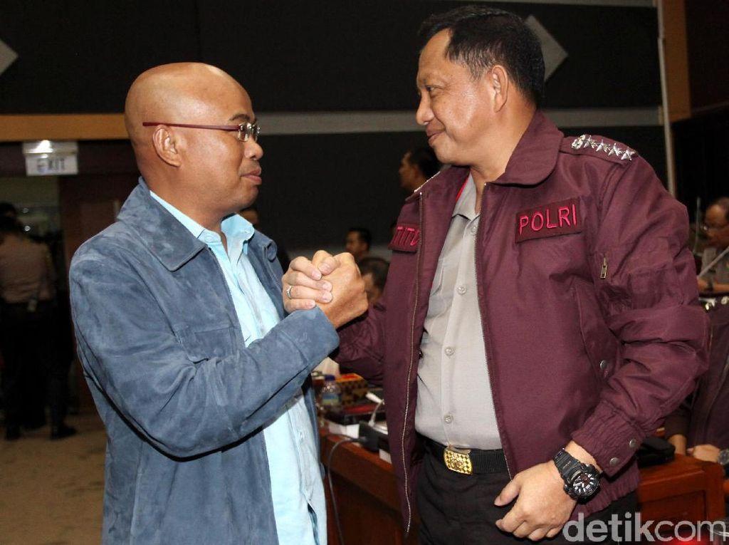 Desmond: Tidak Ada Alasan Pemerintah Tak Setuju Densus Tipikor
