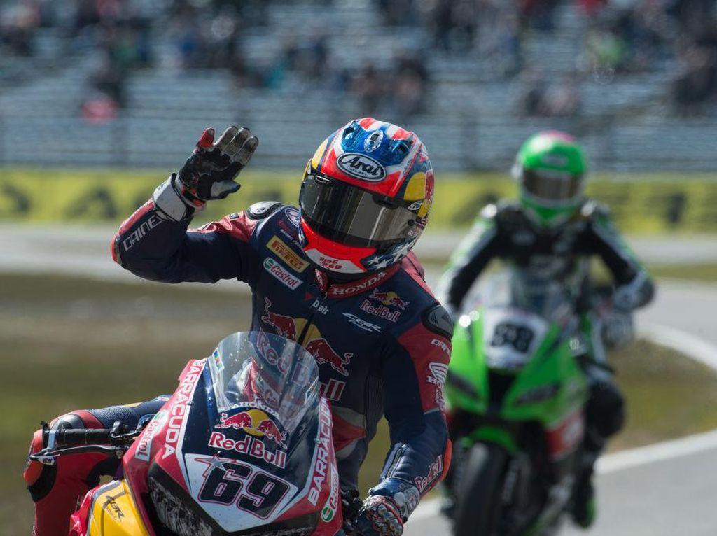 Kapasitas Penonton World Superbike Diputuskan Pada November 2021