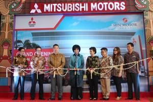 Mitsubishi Perlebar Sayap Hingga ke Sukoharjo