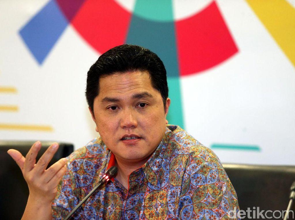 Suvenir Resmi Asian Games Segera Dijual