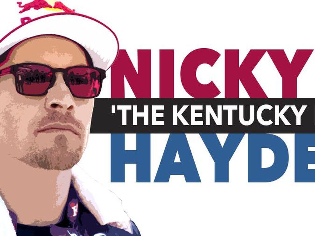 RIP The Kentucky Kid