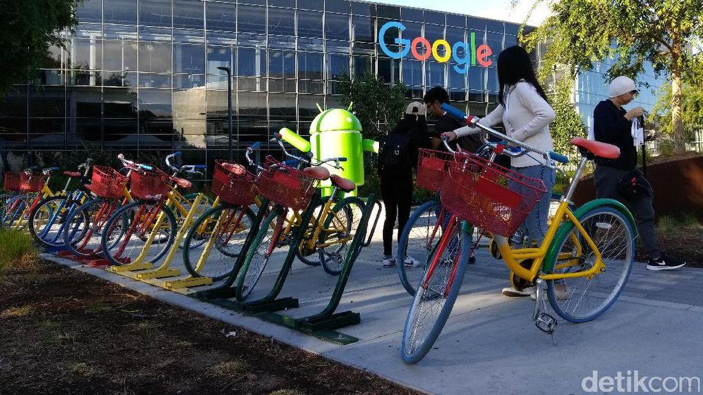 Google dan Apple Jadi Incaran Mahasiswa