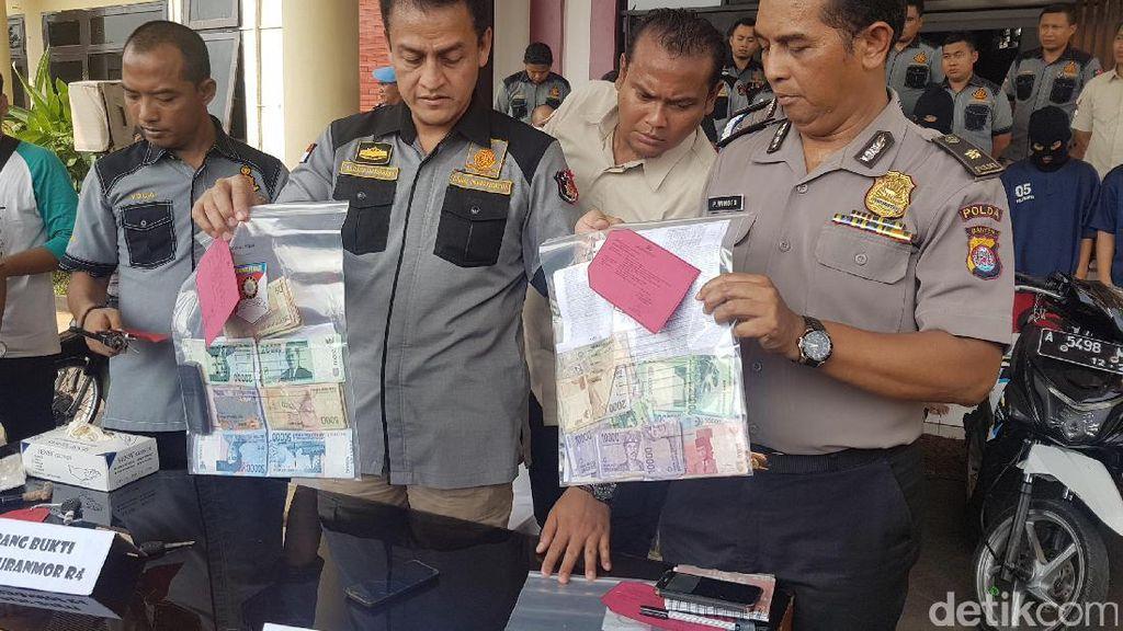 Polda Banten Tangkap 3 Pelaku Judi Beromzet Puluhan Juta