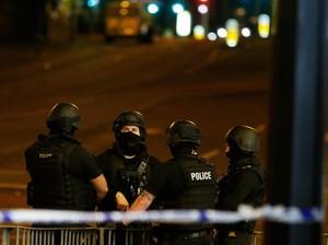 7 Orang Ditangkap Terkait Bom Bunuh Diri di Konser Ariana Grande