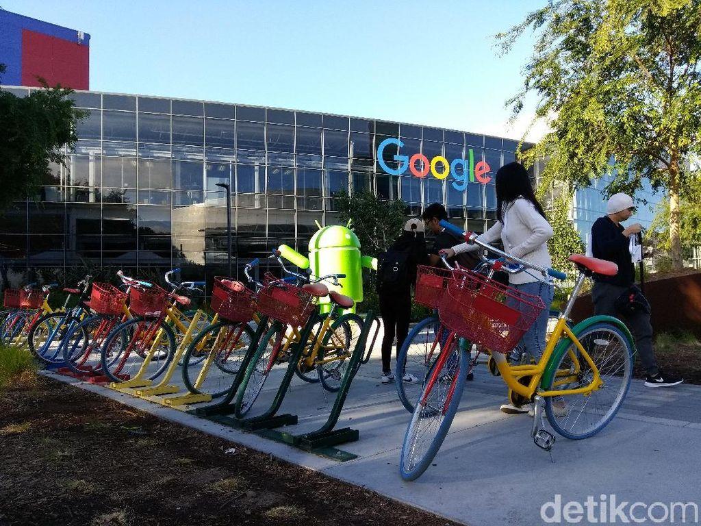 Google Perpanjang Kerja dari Rumah sampai Tahun Depan