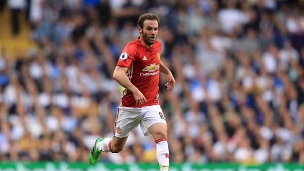 Juan Mata: Semoga MU Tak Main di Liga Malam Jumat