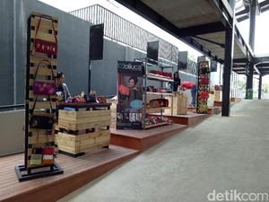 Sempat Mangkrak 2 Tahun, Begini Pasar Keren di Sarijadi Bandung