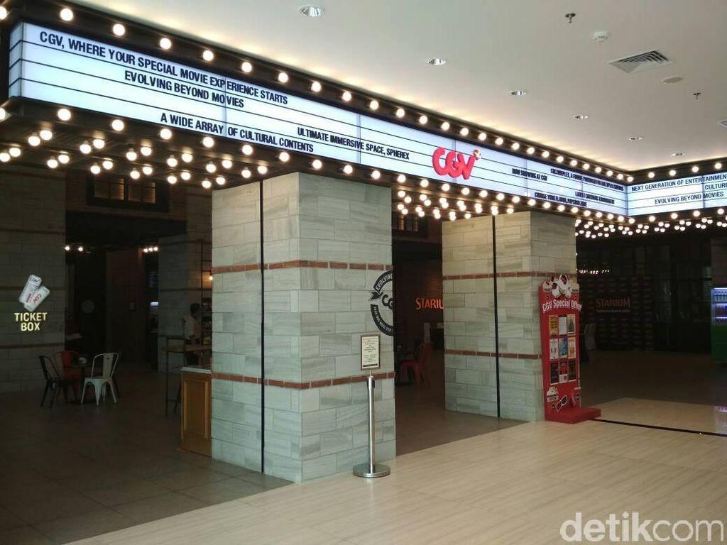 Bioskop CGV di Mall of Indonesia Tutup