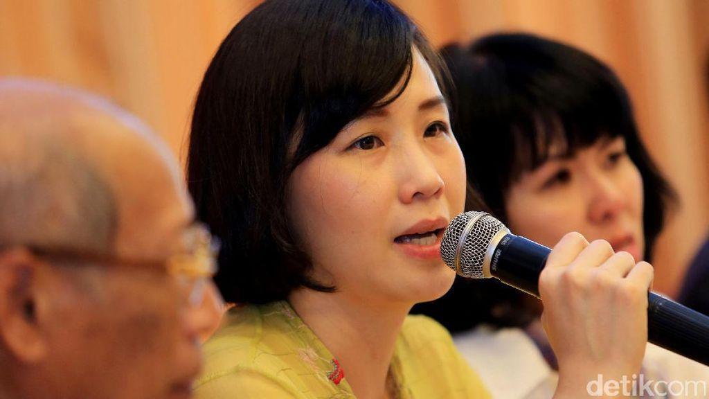Veronica Tan Paparkan Alasan Ahok Cabut Banding