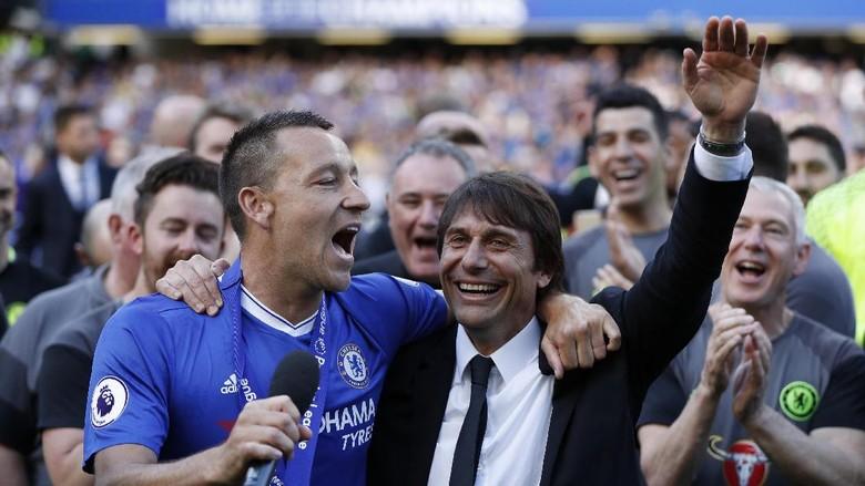 Chelsea Dinilai Tak Punya Sosok Pemimpin Sepeninggal Terry