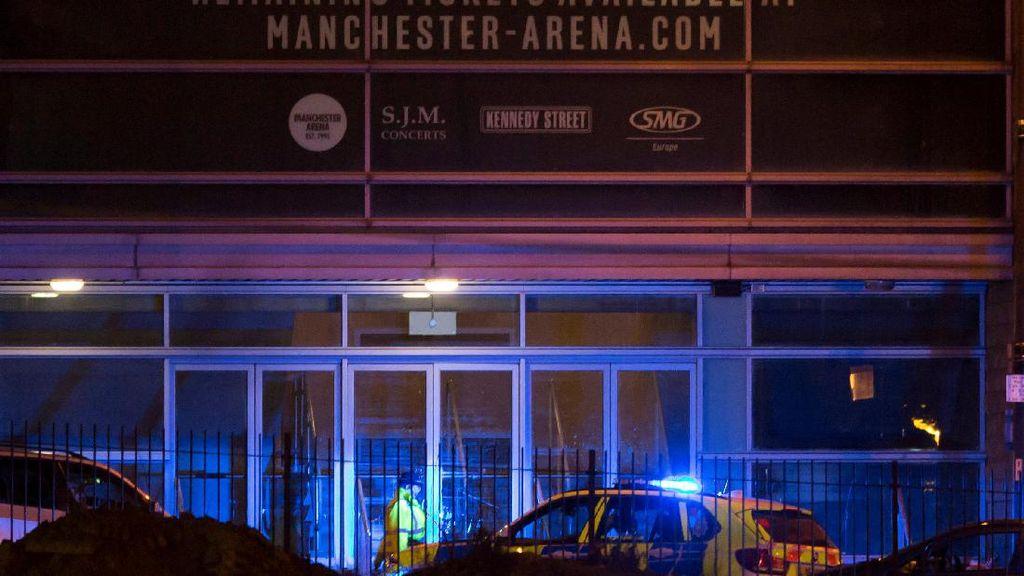 Teror Bom Manchester Ternyata Dekat Tempat-tempat Wisata