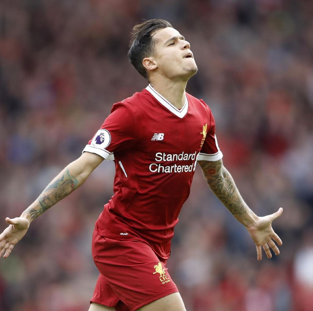 Klopp: Coutinho Not For Sale