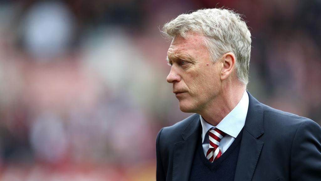David Moyes Mundur dari Kursi Manajer Sunderland