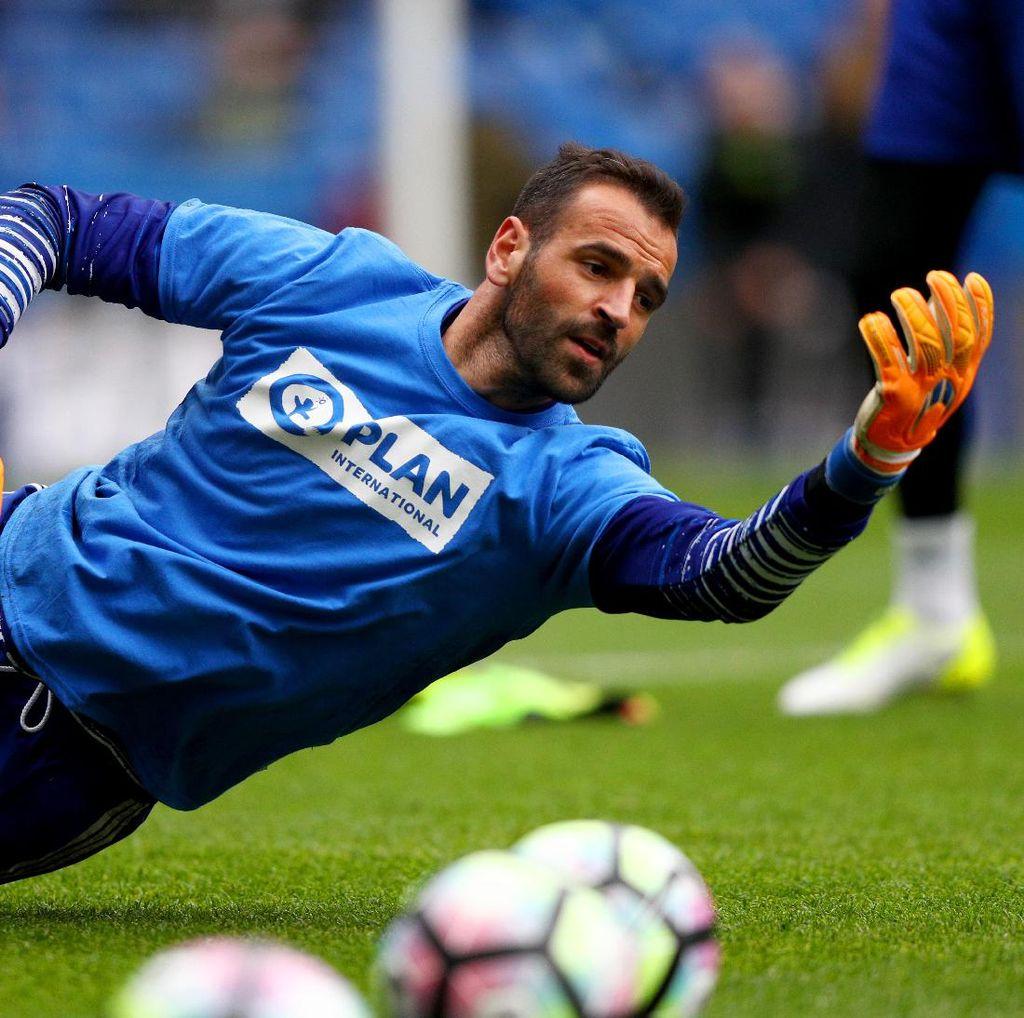 Belum Pernah Bermain, Eduardo Dipertahankan Chelsea