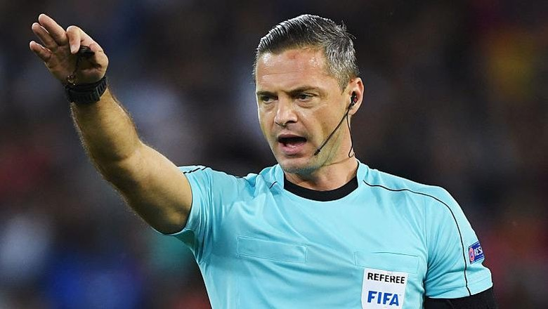 Kisah Salah Diagnosis Dokter yang Awali Karier Wasit Ajax vs MU