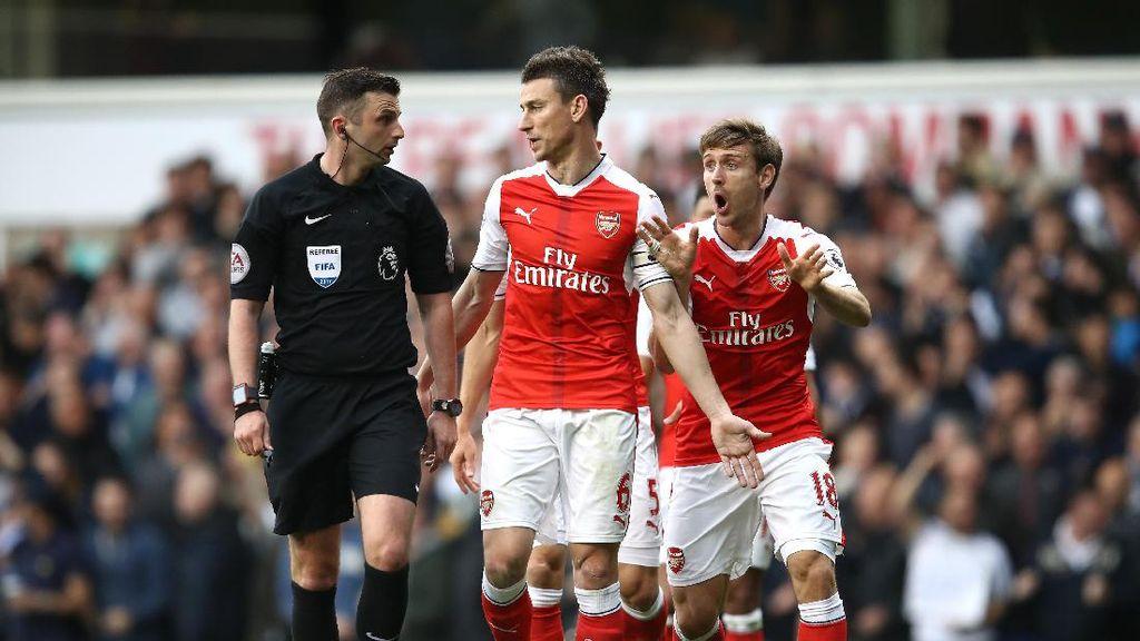 Banding Ditolak, Koscielny Lewatkan Final Piala FA