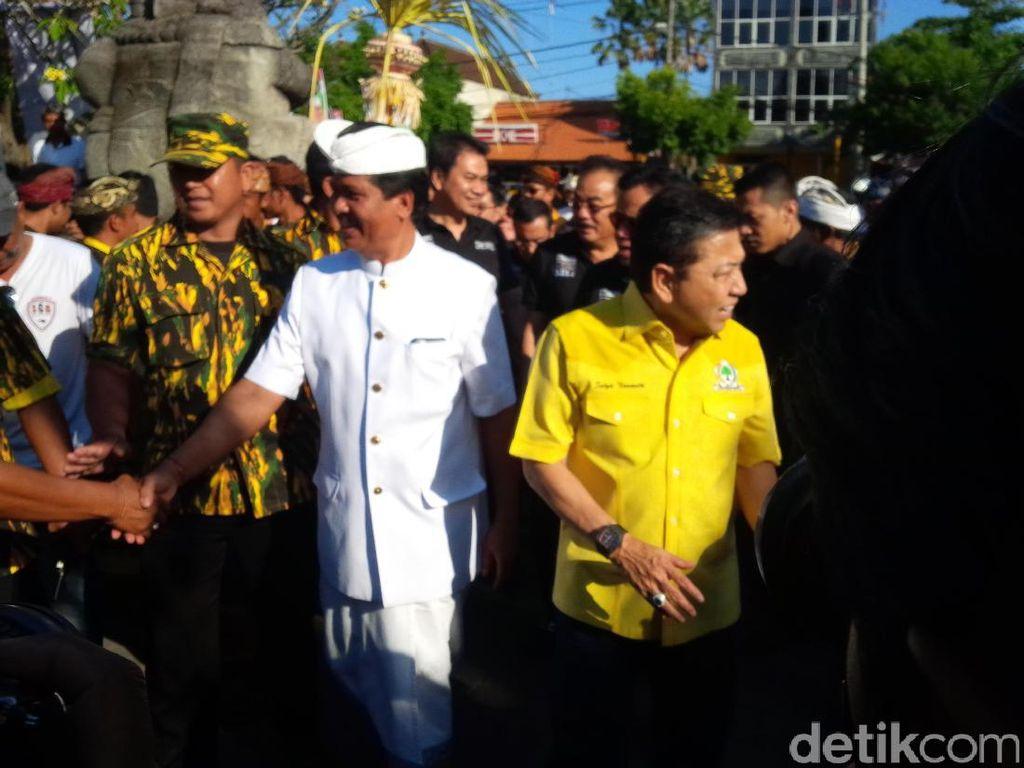 Ditangkap di Bandara, Eks Wagub Bali Sudikerta Kini Caleg DPR