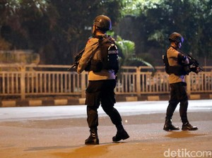 Terduga Pelaku Bom Bunuh Diri Kampung Melayu Masih Diidentifikasi