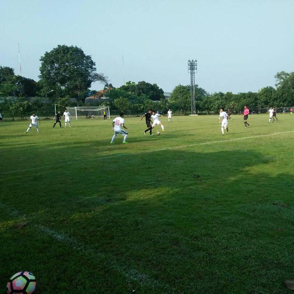 Timnas U-19 Kalahkan Persija di Laga Ujicoba