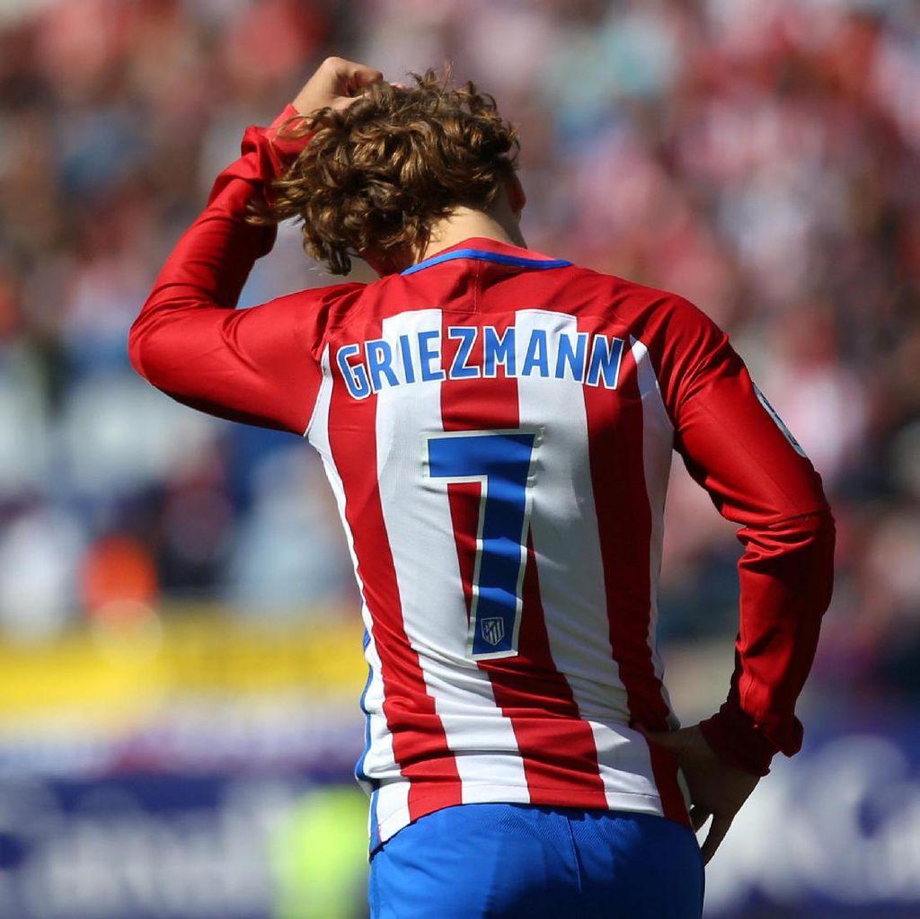 Griezmann Akui Siap Tinggalkan Atletico