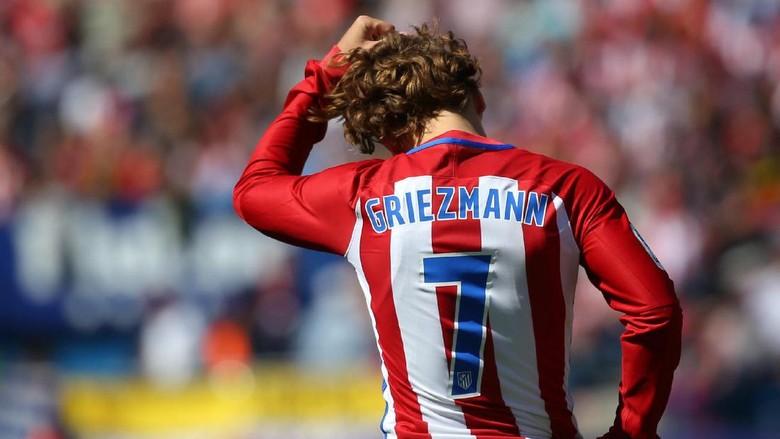 Rambutmu Itu Lho, Griezmann...