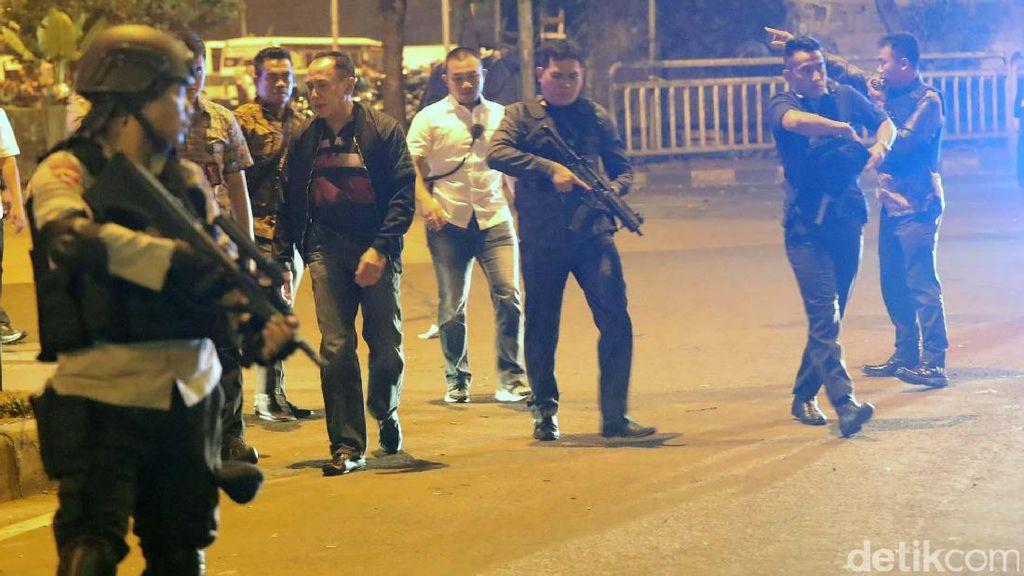 Serangan Teror Bom dari Manila Hingga Kampung Melayu