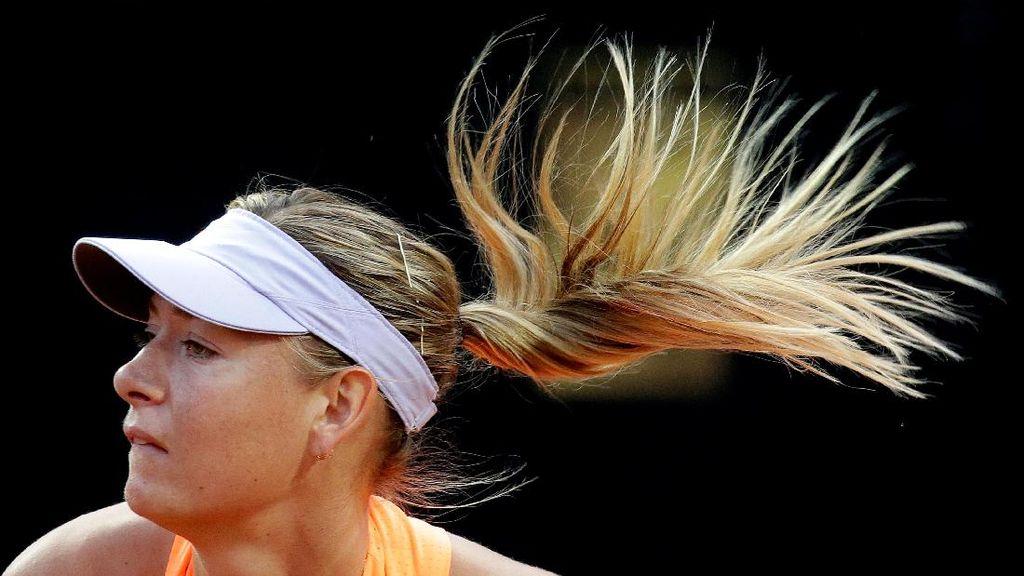 Sharapova Dapat Wild Card Lagi Kini di Rogers Cup