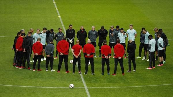 Serangan Teroris di Manchester Bikin Final Liga Europa Tak Bercahaya