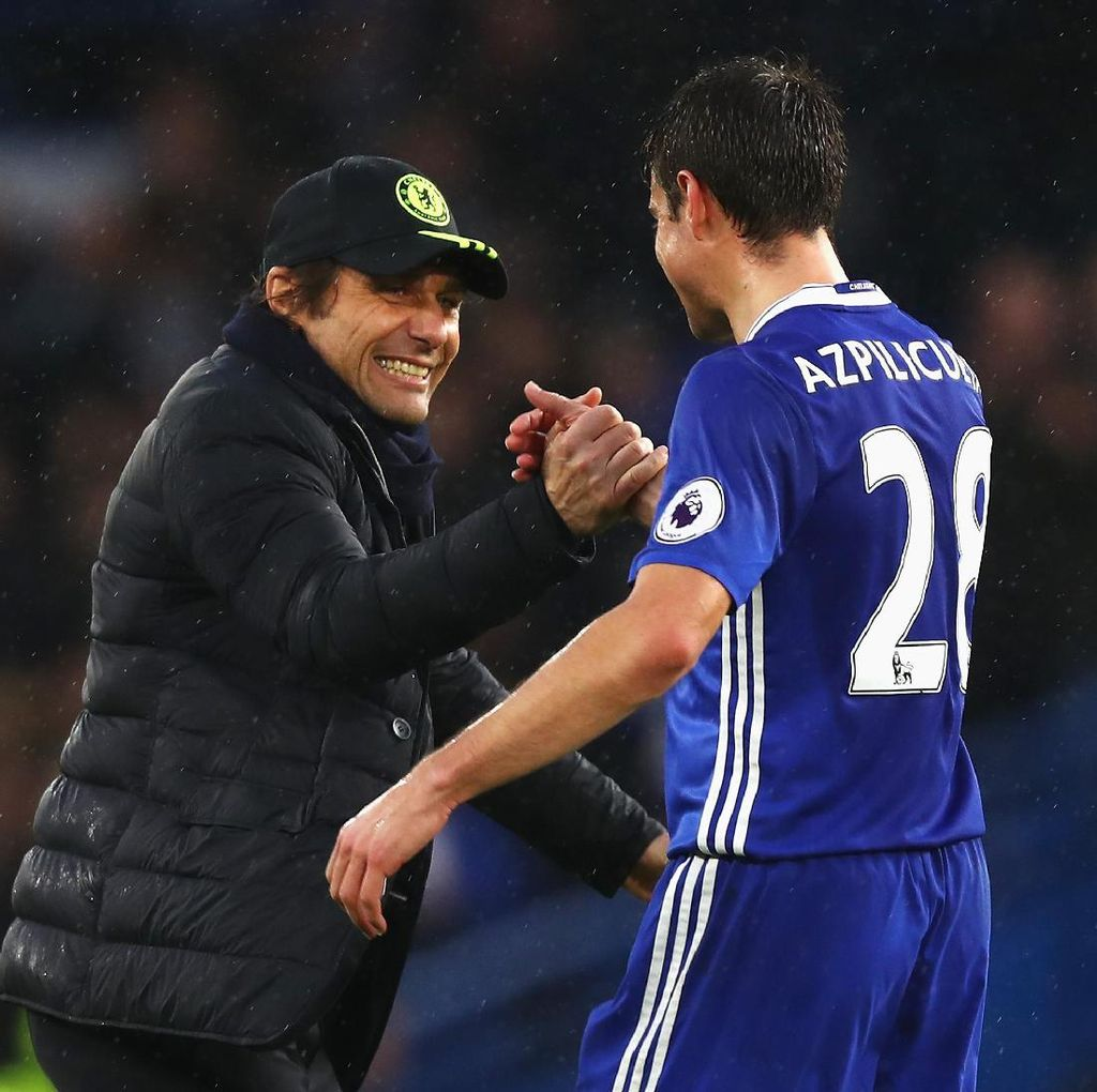 Conte Memang Ingin Raih Pencapaian Besar Sejak Pertama Datang ke Chelsea