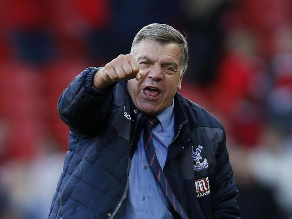 Mundur dari Crystal Palace, Sam Allardyce Pensiun