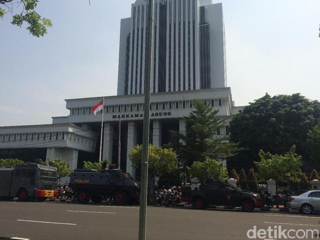 Dirjen Badan Peradilan Agama Ditunjuk Jadi Plt Sekretaris MA